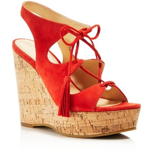 orange i wedge